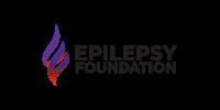 Zeto EEG Headset   Epilepsy Foundation Logo