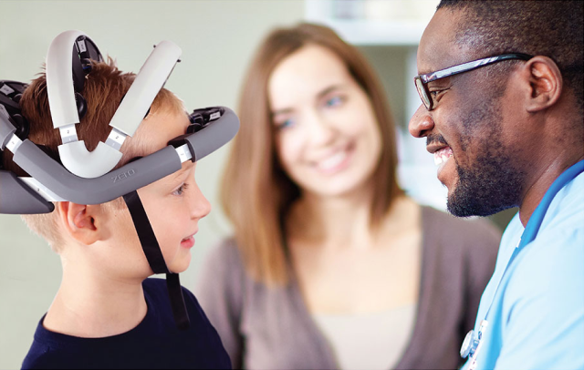 Wireless EEG System For Patients