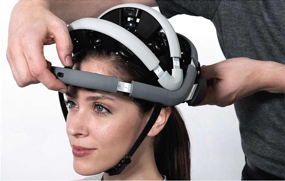 Zeto EEG Headset for Hospitals