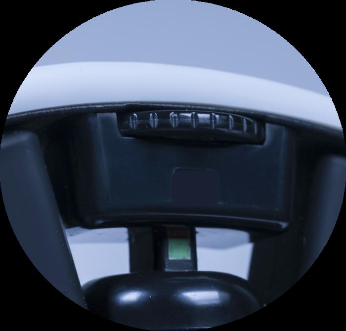 Zeto Dry Electrode EEG Cap Component