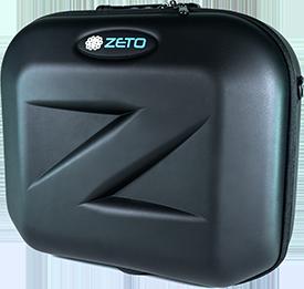 Zeto's EEG Monitoring Device Suitcase | Closed