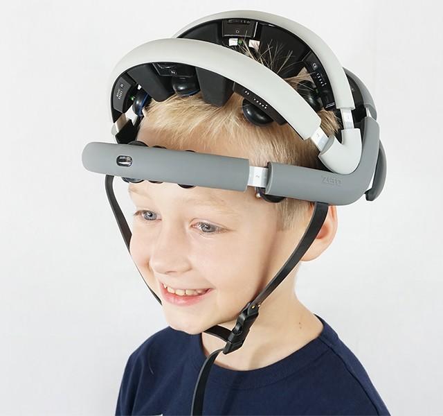 Zeto Wireless and Wearable EEG Device