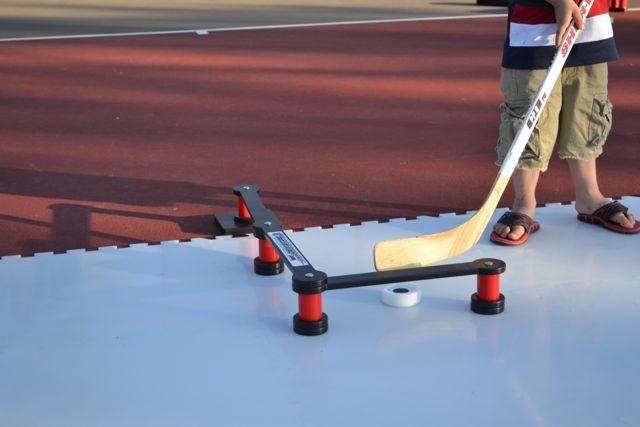 X-Deviator Hockey Stickhandling Aid