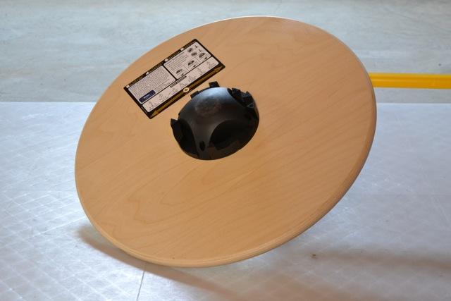 20″ Wobble Board for Improved Hockey Balance