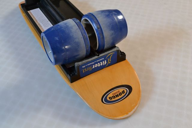 Bongo Board for Improved Hockey Balance
