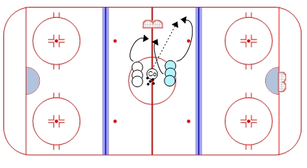 Center Pass for Mites & Squirts