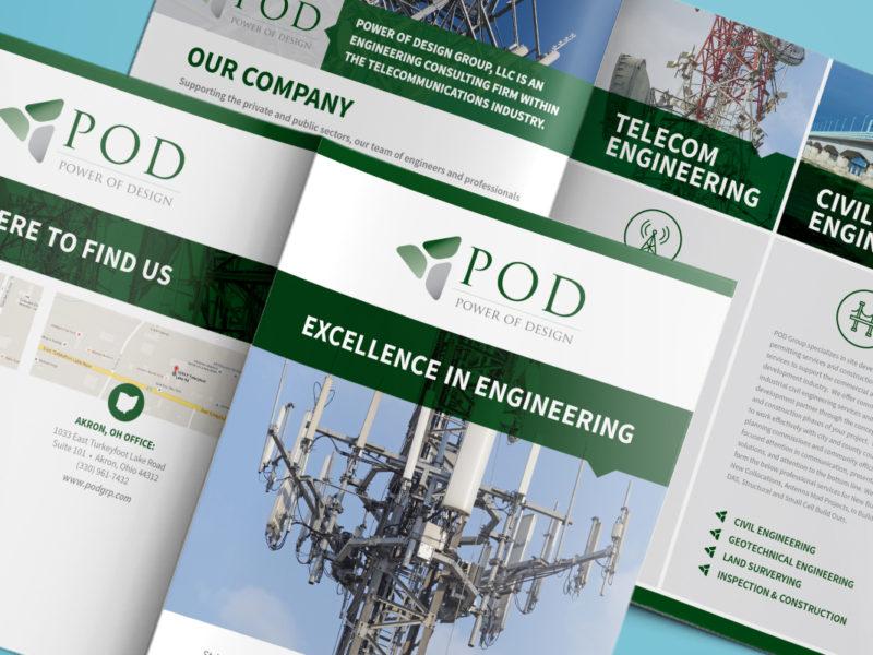 Power of Design Brochure