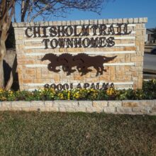 Chisholm Trail Townhomes