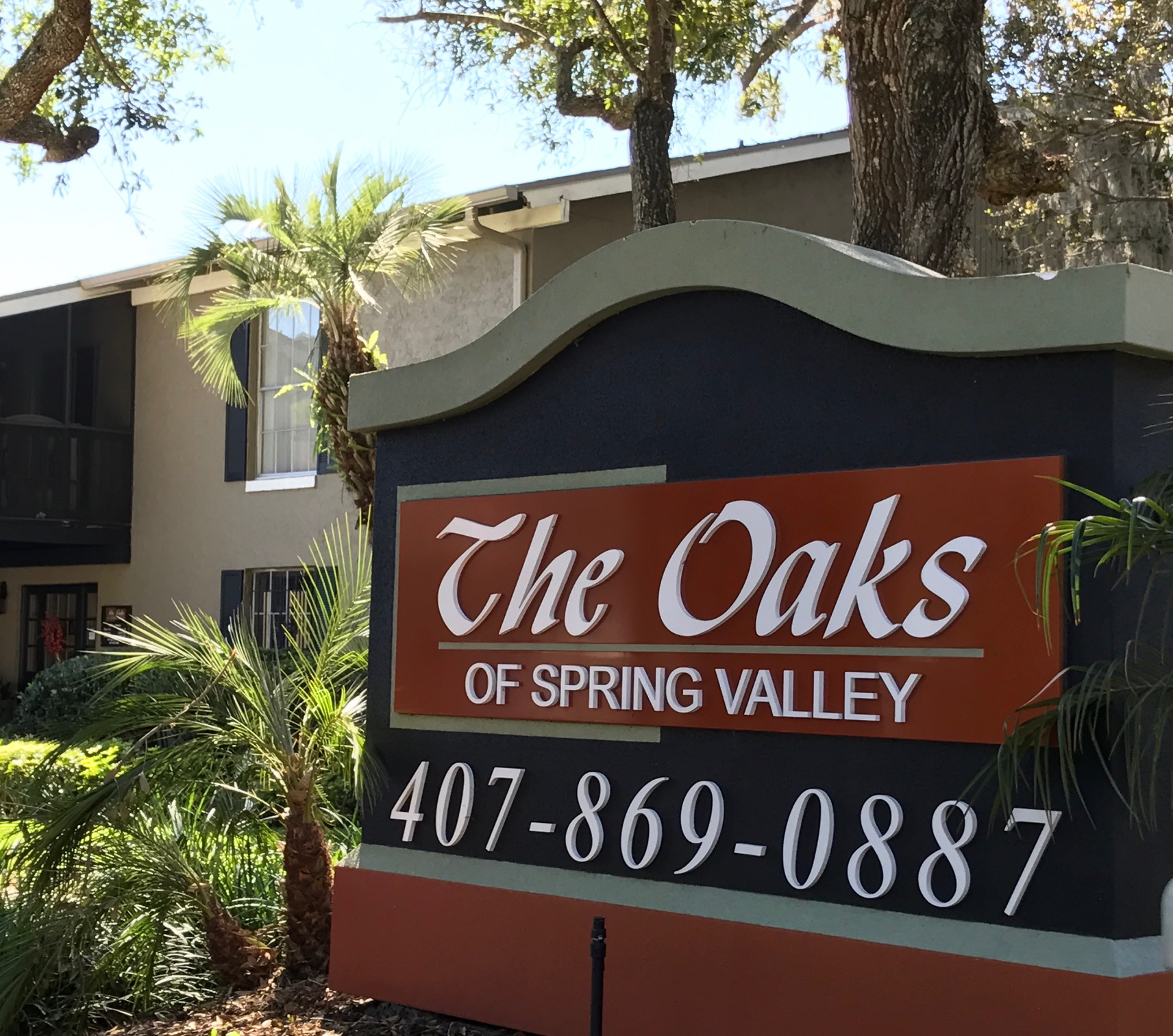 Oaks of Spring Valley