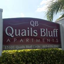 Quails Bluff