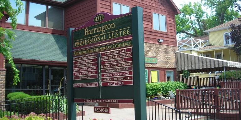 Barrington Centre