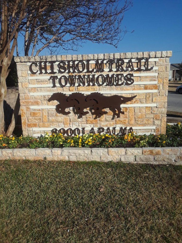 Chisholm Trail Townhomes