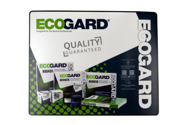 ECOGARD Promotional Materials