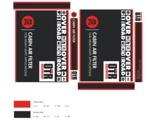 fleetpride OTR package design