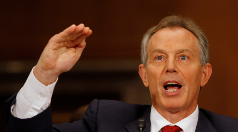 Blair to re-enter politics