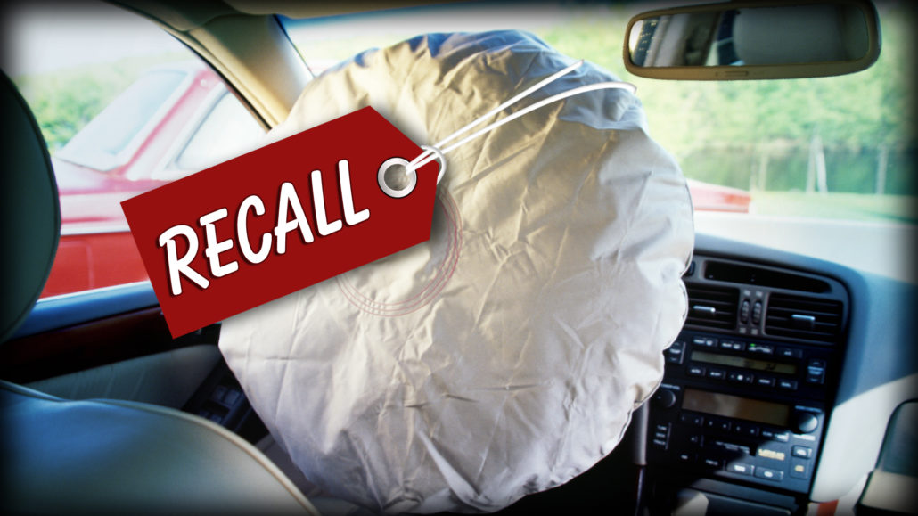 Takata airbag recall in its final stages
