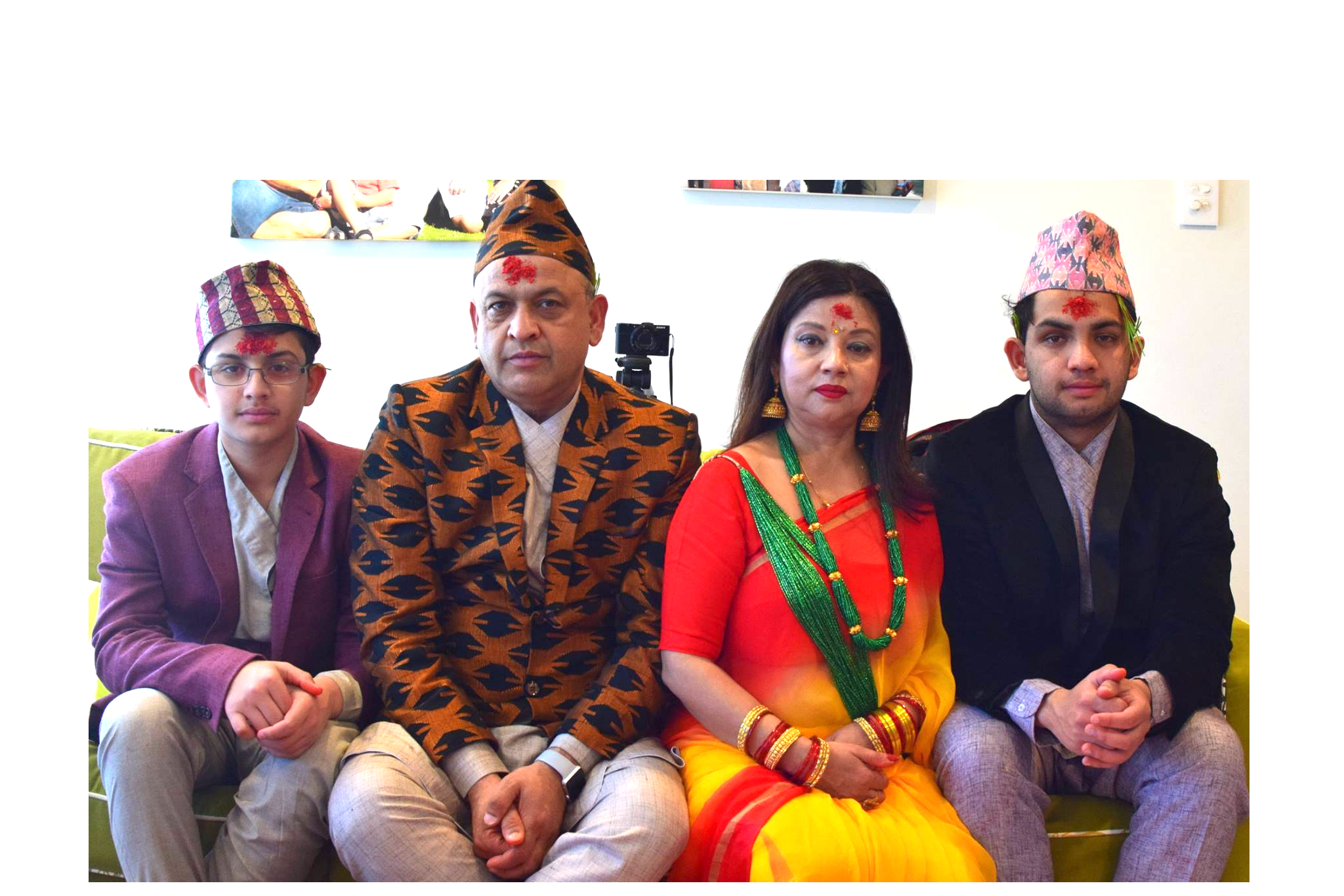 'Wish everyone in Aotearoa a healthy Dashain'