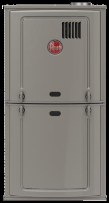 Rheem Prestige Series Modulation R98V Upflow Gas Furnace