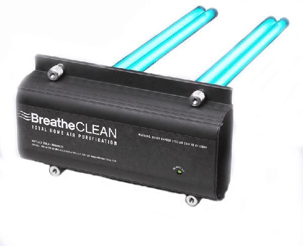 BreatheClean Air Purifier