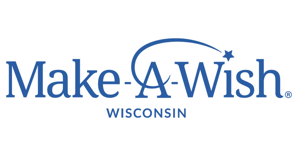Make-A-Wish Wisconsin logo