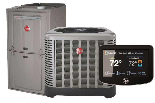 Rheem-furnace-air-thermostat