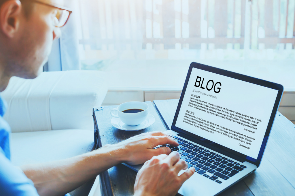 level-up your private practice blog writing