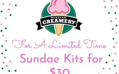 Sundae Kits
