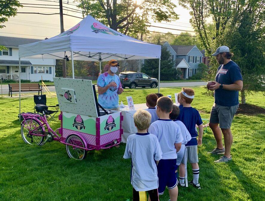 Mendham Creamery Bike