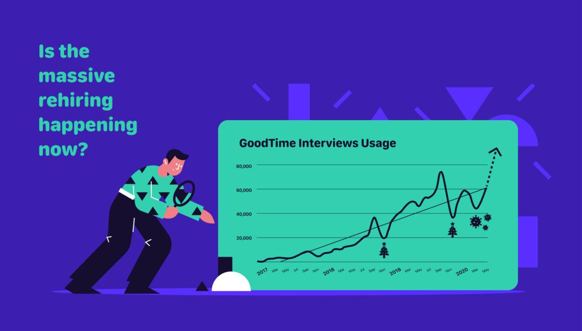 goodtime data rehiring