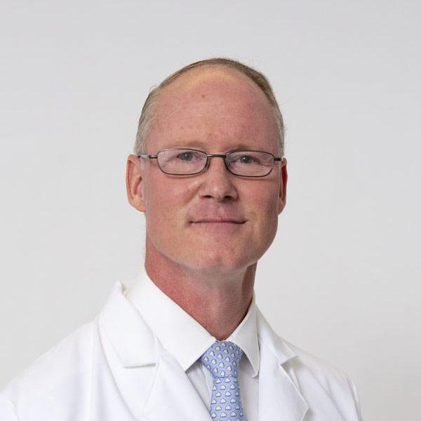Headshot of Dr Kevin Becker