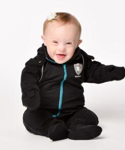 Shiverless winter coat infant toddler car safe thin warm