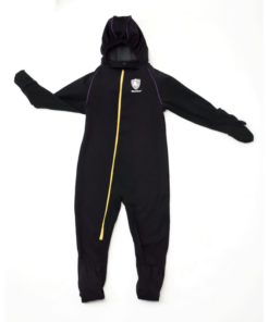 Shiverless Green Gold Onsie Child Carseat
