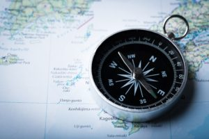 Your values act as a compass in a world full of uncertainty.