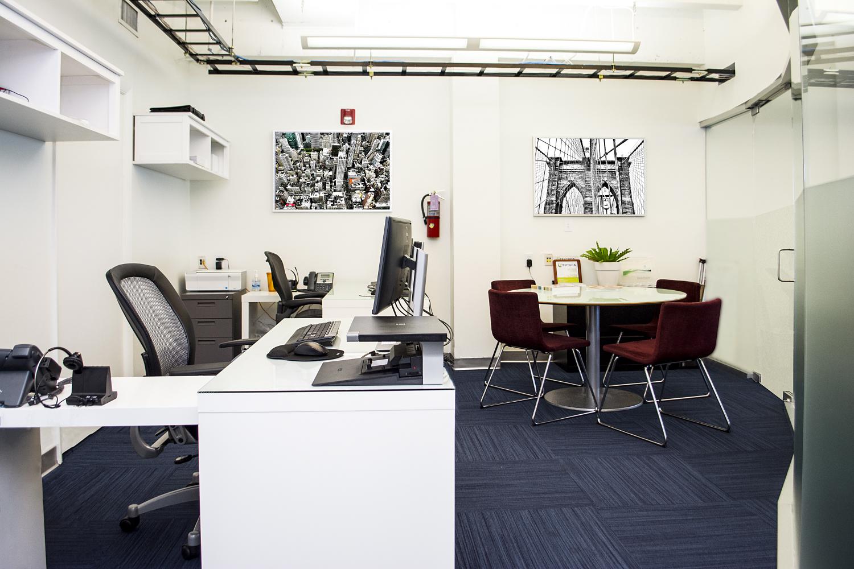 Private Interior Suite