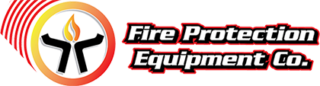 fire protection equipment company logo