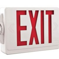 fire protection equipment - Emergency Exit Lighting