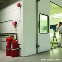 fire protection equipment - Industrial Systems