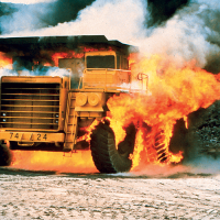 fire protection equipemnt - Vehicle Fire Protection
