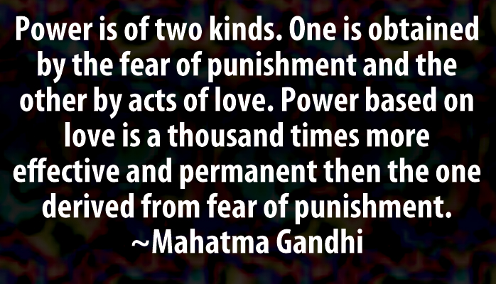 confidence meme Mahatma Gandhi