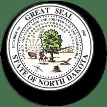 seal of north dakota