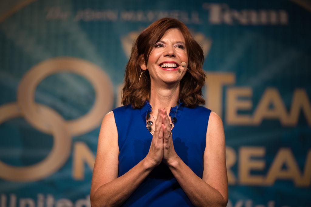 executive coach Antoinette Griffin