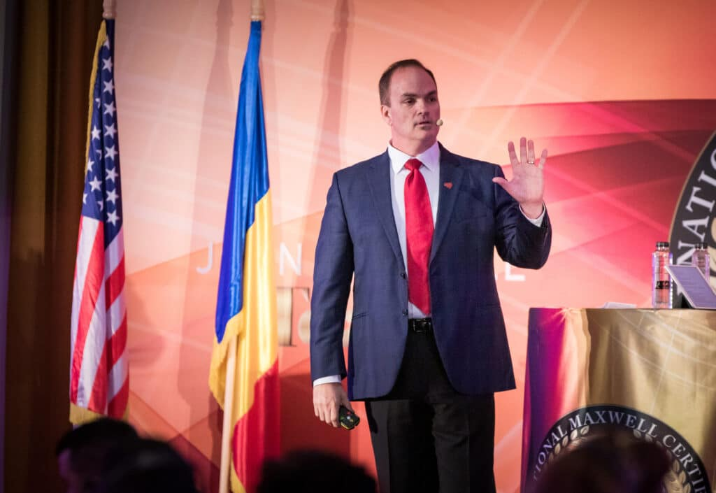 executive coach John Griffin