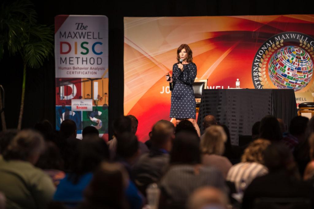 confidence speaker Antoinette Griffin