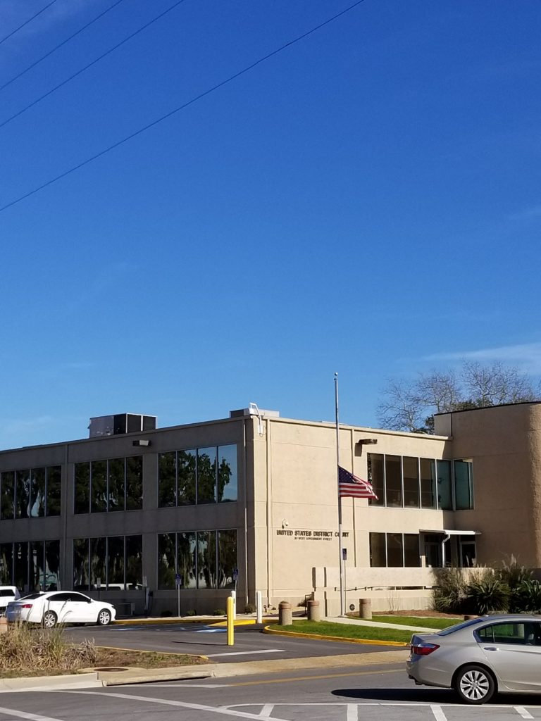 US District Court Panama City, Florida