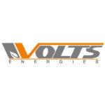 logo, volts énergies, pr gestion-conseil