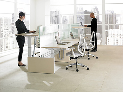 The Livello Height-Adjustable Bench