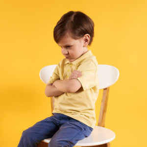 Westover Capital Advisors - Boy Pouting - This Is No Fun