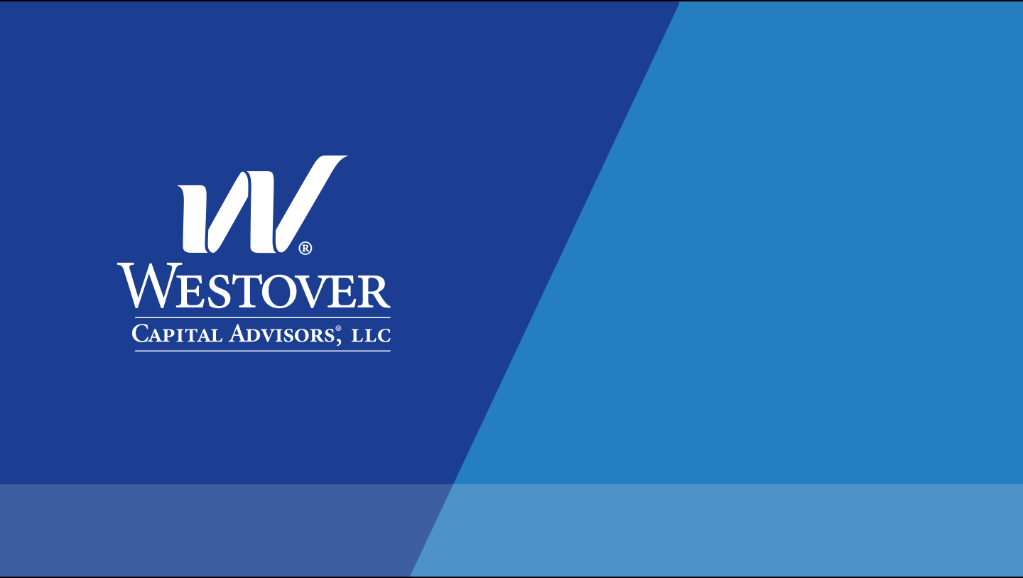 Westover Capital Advisors - Brochure Cover