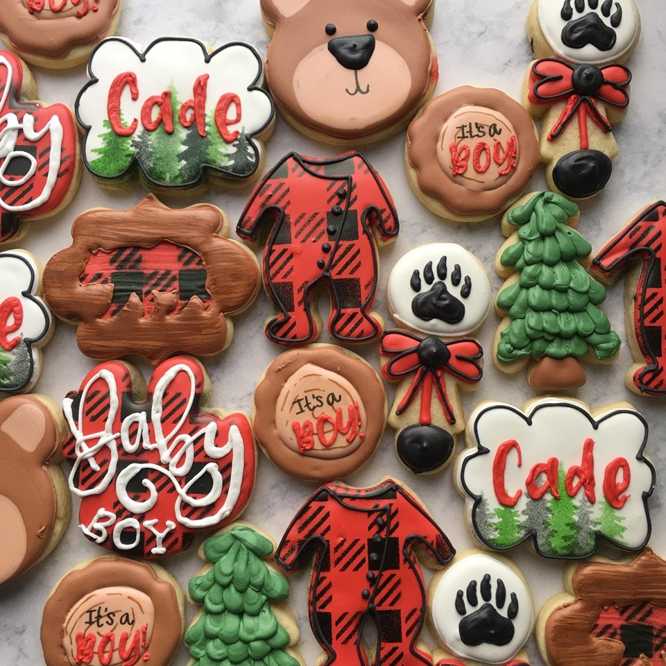 custom decorated sugar cookies arizona