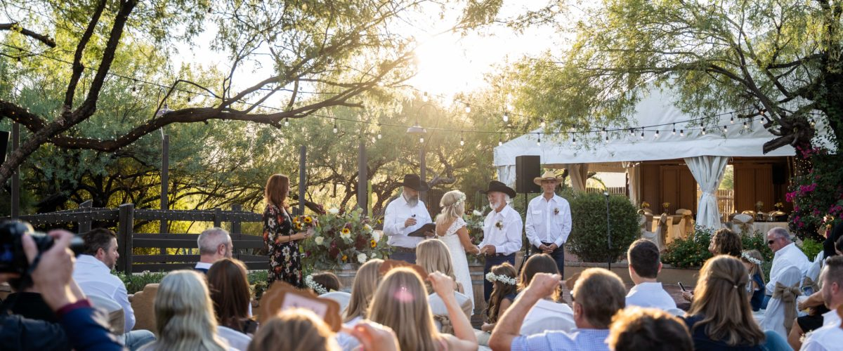 Mary + J. David | Cave Creek, Arizona Wedding